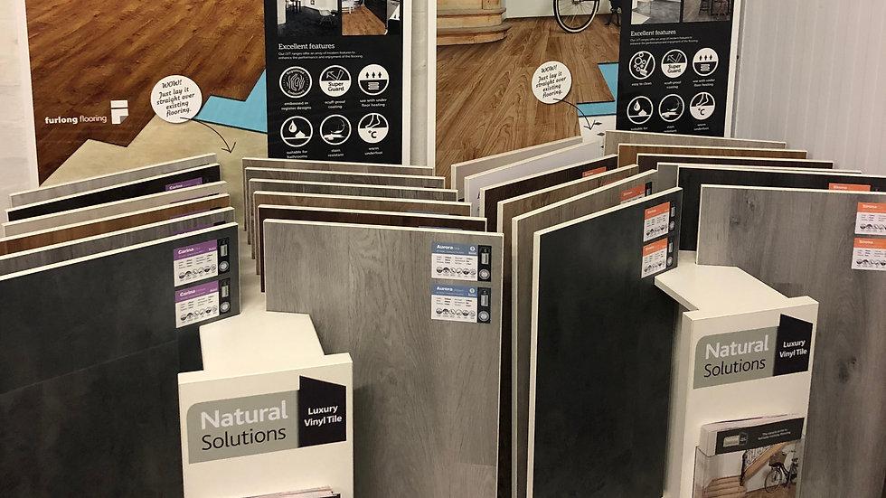 Natural Solutions - Luxury Vinyl Tiles