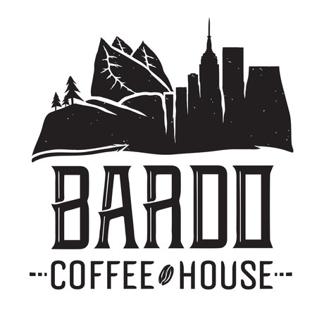 Bardo Coffee House Branding Logo