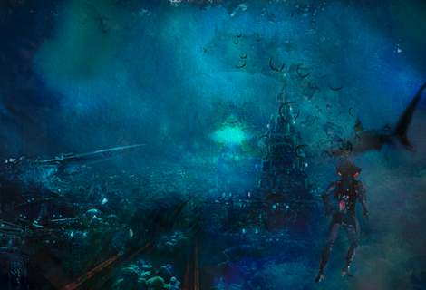 Atlantis Under Siege