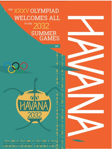 Havana 2032 Branding