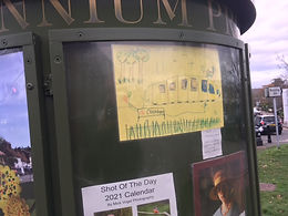 Poster Drum