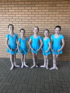 ISTD Junior Ballet Awards