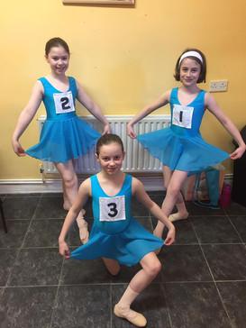ISTD Ballet Exams