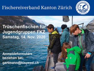 Trüschenfischen Jugendgruppen FKZ