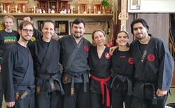 Foto con i ragazzi di Genova!