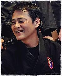 Tsutsui Takumi 筒井巧 35th successor of Togakure-ryū.jpg