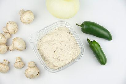 Crazy Joe's Spicy Mushroom, Onion & Jalapeno Dip