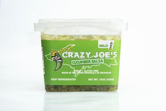 Cucumber Salsa Mild