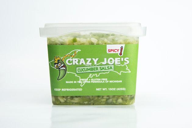 Cucumber Salsa Spicy
