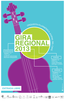 I GIRA REGIONAL - 2013