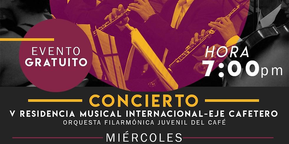 CONCIERTO PEREIRA V RESIDENCIA MUSICAL INTERNACIONAL EJE CAFETERO (1)