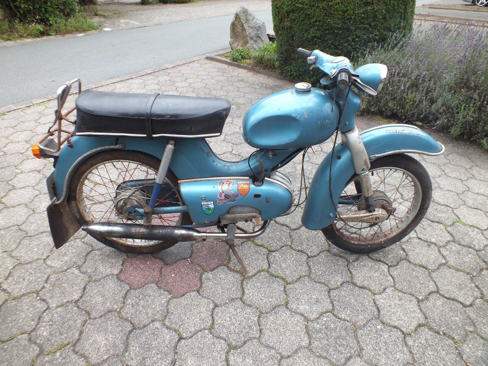 Kreidler K54 Eitank RS 1961 1