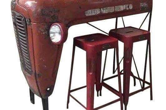 Tractor tafel