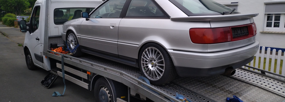 Audi Coupe Quattro 2.8 V6
