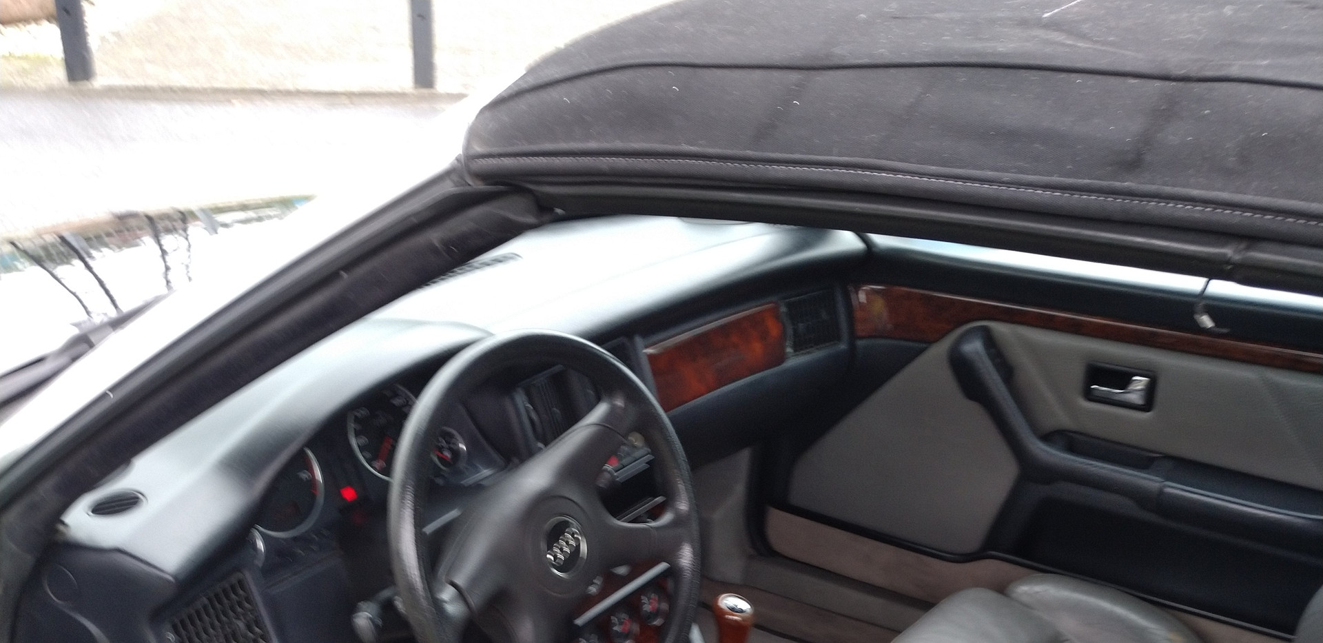 Audi 80 Cabriolet 2.8 V6