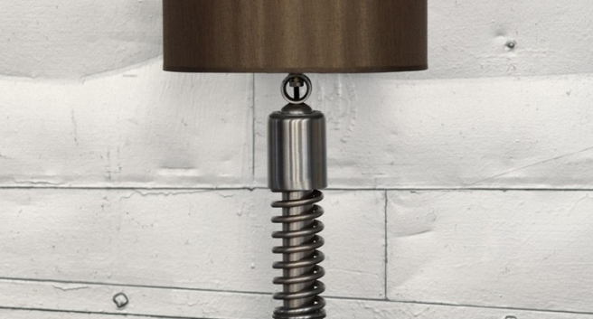 Example of a beautiful lamp