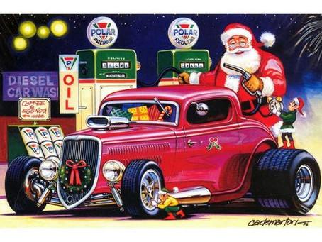 Christmas Vibes......!!!!!