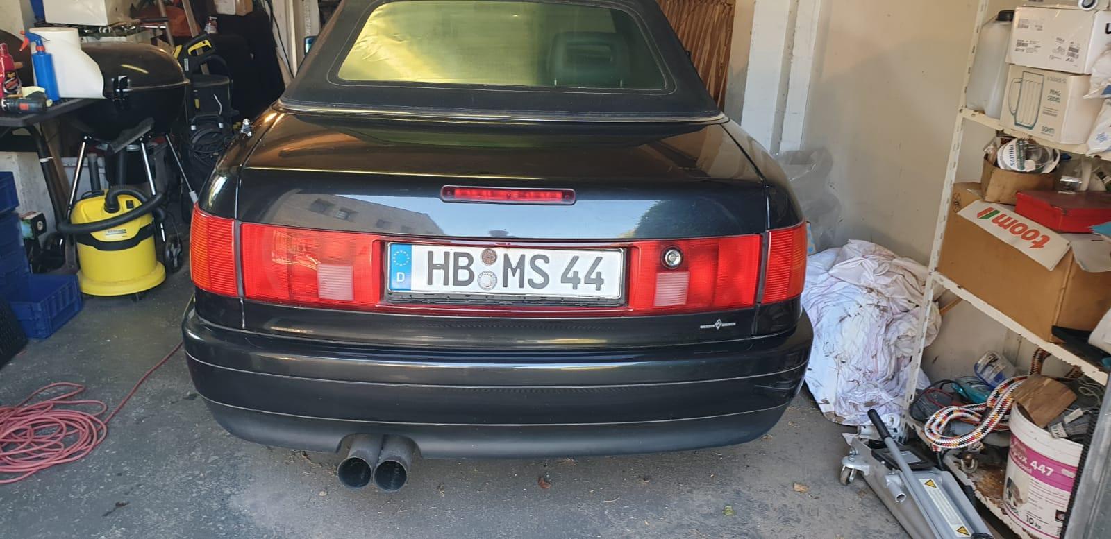 Audi Cabriolet 2.8 V6