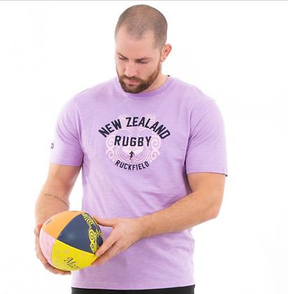 RUCKFIELD:T-shirt maori rugby