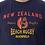 Thumbnail: RUCKFIELD : T-shirt New Zealand bleu