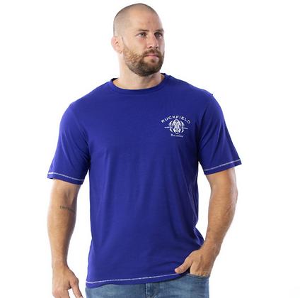 RUCKFIELD: T-shirt maori rugby Beu moyen