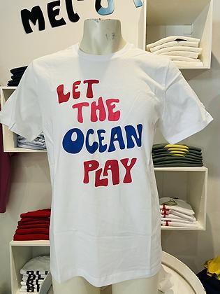 Serge Blanco : Tee Shirt Écriture