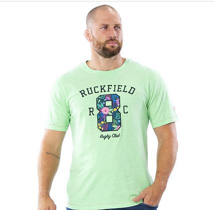 RUCKFIELD : T-shirt manches courtes Tropical