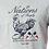Thumbnail: RUCKFIELD:  T-shirt manches courtes Nations Gris clair