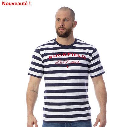 RUCKFIELD : T-shirt marinière