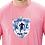 Thumbnail: RUCKFIELD: T-shirt rose Palm Beach