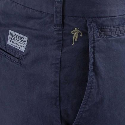 RUCKFIELD  Pantalon chino bleu marine