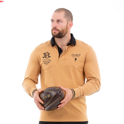 Polo rugby héritage bronze