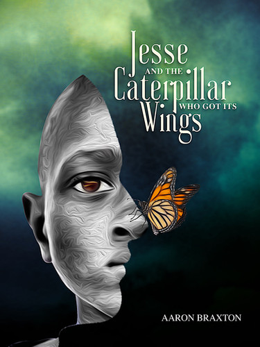 Jesse and the Caterpillar Who Got Its Wings: Large Print