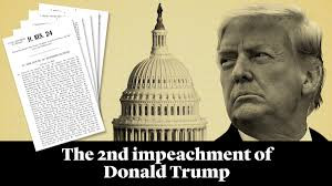 Second Trump Impeachment: Is this America?