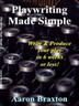 Playwriting Made Simple