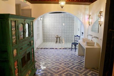 Puríssima bathroom