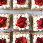 Strawberry Stortcake