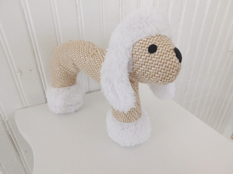 Lamb Dog Toy