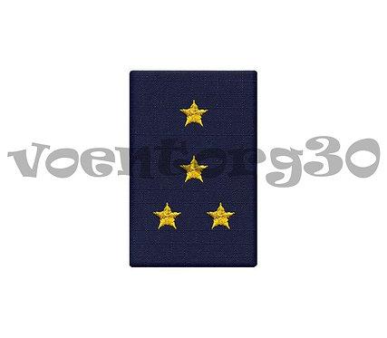 Ф.погоны синие (капитан)