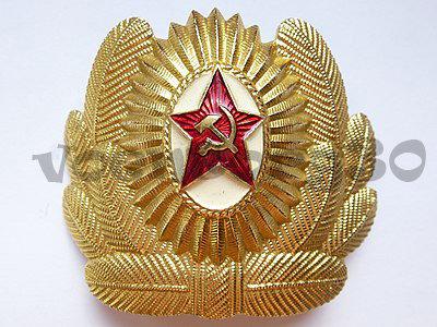 Кокарда СССР офиц.