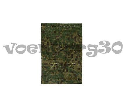 Ф.погоны зел.пиксель (ст.лейтенант)