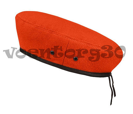 Берет Оранжевый