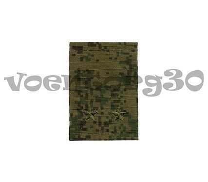 Ф.погоны зел.пиксель (лейтенант)