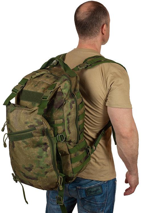 Рюкзак рейдовый Лес (мох)