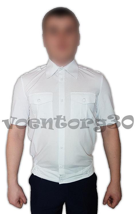 Рубашка белая, кор.р.