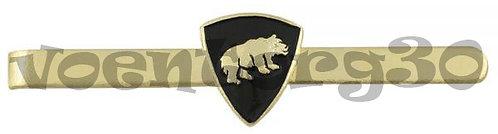 """Зажим для галстука ВВ """"Медведь"""""""