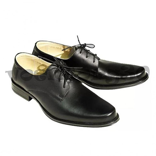 Туфли уставные на шнурках