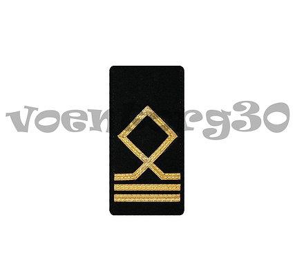 Ф.погоны мор.флот , черные: 3 категория