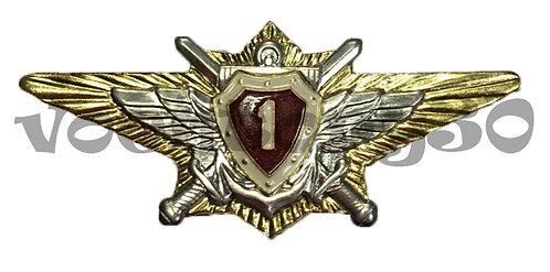 Классность ВВ РФ 1 класс
