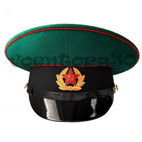 Фуражка Пограничная СССР